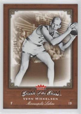 2005-06 Fleer Greats of the Game - [Base] - Gold #43 - Vern Mikkelsen /99