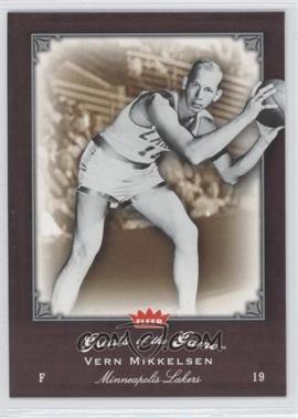 2005-06 Fleer Greats of the Game - [Base] #43 - Vern Mikkelsen
