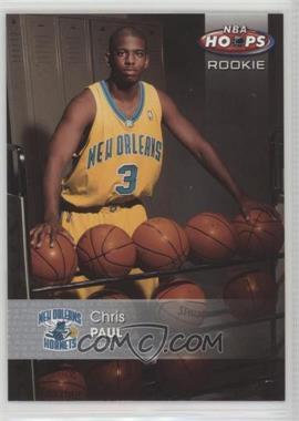 2005-06 NBA Hoops - [Base] #181 - Chris Paul