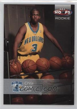 2005-06 NBA Hoops - [Base] #181 - Chris Paul