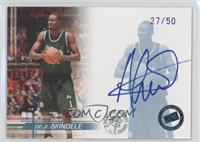 Deji Akindele /50