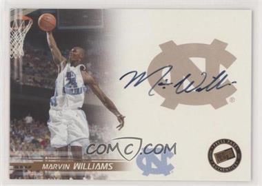 2005-06 Press Pass - Autographs - Bronze #MAWI - Marvin Williams
