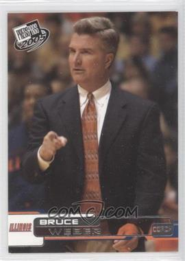 2005-06 Press Pass - [Base] #43 - Bruce Weber