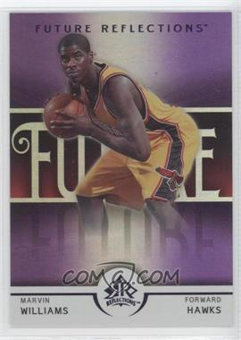 2005-06 Reflections - [Base] - Purple #144 - Marvin Williams /250