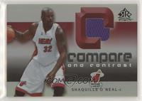 Shaquille O'Neal, Udonis Haslem #/100