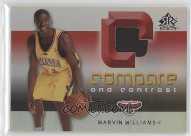 2005-06 Reflections - Compare and Contrast #CC-WW - Hakim Warrick, Marvin Williams /100