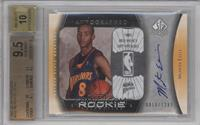 Monta Ellis [BGS 9.5 GEM MINT] #/1,299
