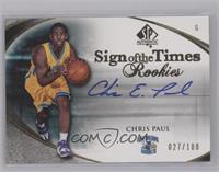 Chris Paul /100 [Near Mint‑Mint+]