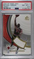 Michael Jordan [PSA 8.5 NM‑MT+] #/100