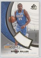 Andre Miller [Noted] #/100
