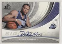 Deron Williams #/100