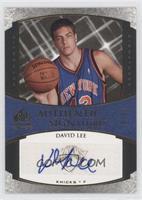 David Lee /25