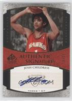 Josh Childress #/25