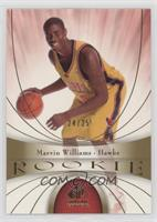 Marvin Williams #/25