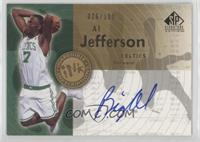 Al Jefferson #/100