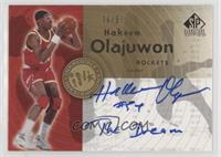 Hakeem Olajuwon /50