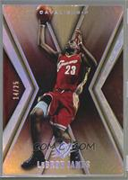 Lebron James [Noted] #/25