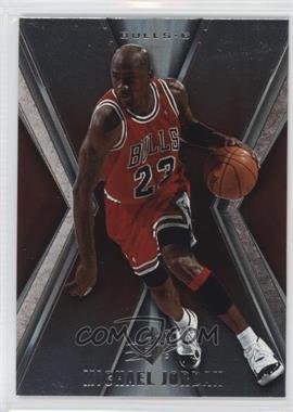 2005-06 SPx - [Base] #10 - Michael Jordan