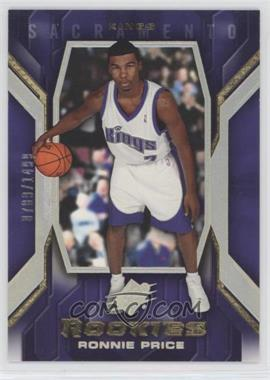 2005-06 SPx - [Base] #110 - Ronnie Price /1499