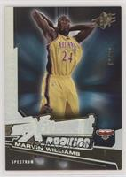 Marvin Williams [Noted] #/99