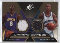 Kobe Bryant, Caron Butler /25