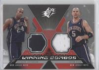 Richard Jefferson, Jason Kidd