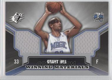 2005-06 SPx - Winning Materials #WM-GH - Grant Hill