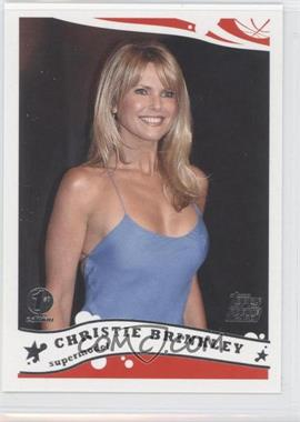 2005-06 Topps - [Base] - 1st Edition #254 - Christie Brinkley
