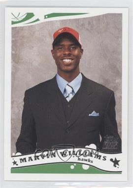 2005-06 Topps - [Base] #222 - Marvin Williams