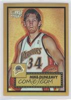 Mike Dunleavy Sr. /25