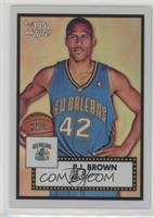 P.J. Brown #/299