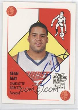 2005-06 Topps 1952 Style - Fan Favorites Autographs - [Autographed] #FFA-SMA - Sean May