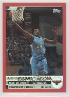Marvin Williams #/99
