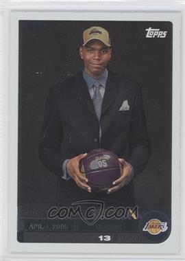 2005-06 Topps Big Game - [Base] #127 - Andrew Bynum /529