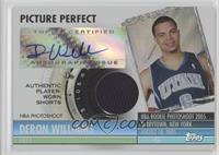 Deron Williams (Shorts) /199