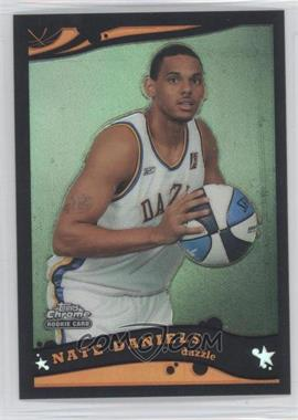 2005-06 Topps Chrome - [Base] - Black Refractor #246 - Nate Daniels /399