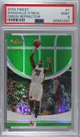 Shaquille O'Neal [PSA 9 MINT] #/89