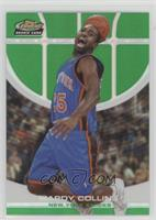 2006-07 Rookie - Mardy Collins [Noted] #/129