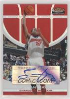 Rookie Autograph - Sean May #/199