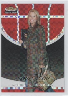 2005-06 Topps Finest - [Base] - Red X-Fractor #105 - Christie Brinkley /199