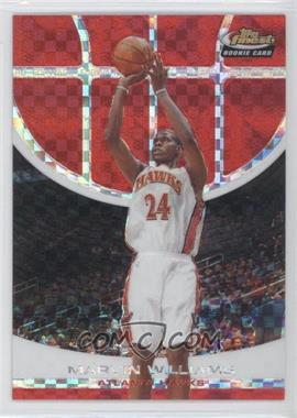 2005-06 Topps Finest - [Base] - Red X-Fractor #109 - Marvin Williams /139