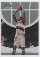 2006-07 Rookie - LaMarcus Aldridge #/319