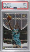 Chris Paul [PSA 9 MINT] #/199
