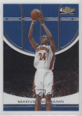 2005-06 Topps Finest - [Base] #109 - Marvin Williams /599