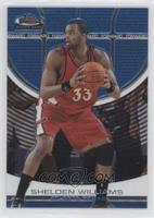 2006-07 Rookie - Shelden Williams #/379