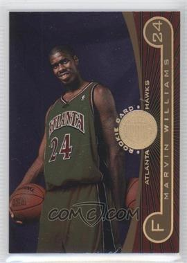 2005-06 Topps First Row - [Base] - Gold Rainbow #103 - Marvin Williams /325