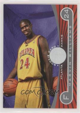 2005-06 Topps First Row - [Base] #103 - Marvin Williams /549