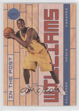 2005-06 Topps First Row - In the Post #IP31 - Marvin Williams /149