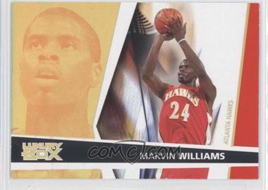 2005-06 Topps Luxury Box - [Base] - Loge Level #129 - Marvin Williams /200