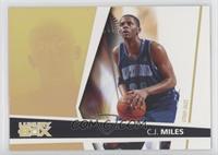 C.J. Miles #/350